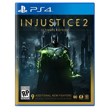 Injustice 2 Ultimate Edition CD Key game Free Download