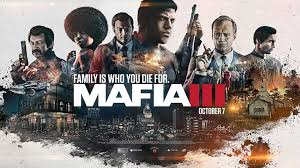 Mafia III 3 PC Game And Activation Key Free Download
