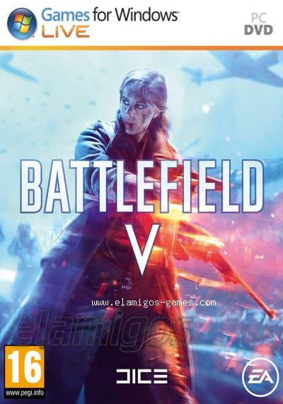 Battlefield V 5 CD Key + Crack PC Game Free Download