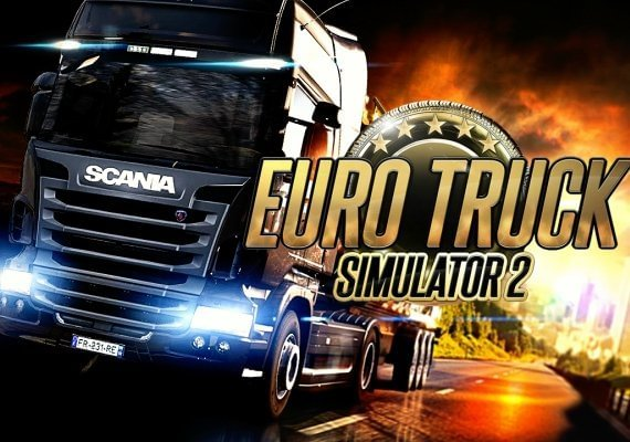 Euro Truck Simulator 2 Activation Key PC Game For Free Download