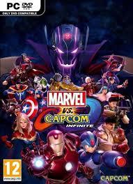 Marvel vs. Capcom Infinite CD Key+Crack PC Game Download