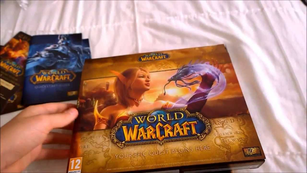 World Of Warcraft Battle Chest Crack PC Game For Free Download