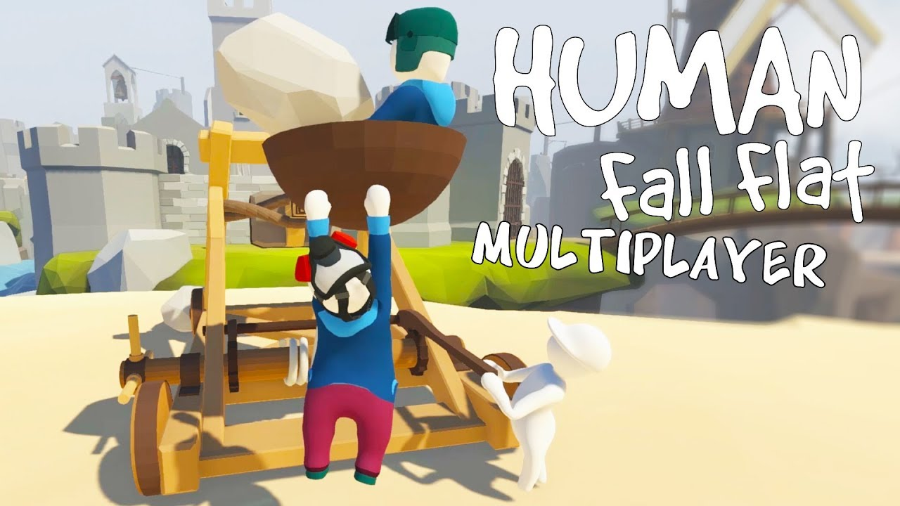 Human Fall Flat Activation Key PC Game For Free Download