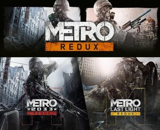 Metro Redux Bundle CD Key PC Game For Free Download