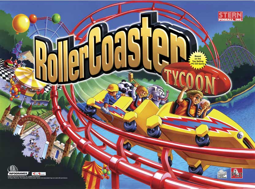 RollerCoaster Tycoon World CD Key PC Game For Free Download