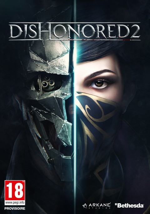 Dishonored 2 CD Key+Crack PC Game For Free Download