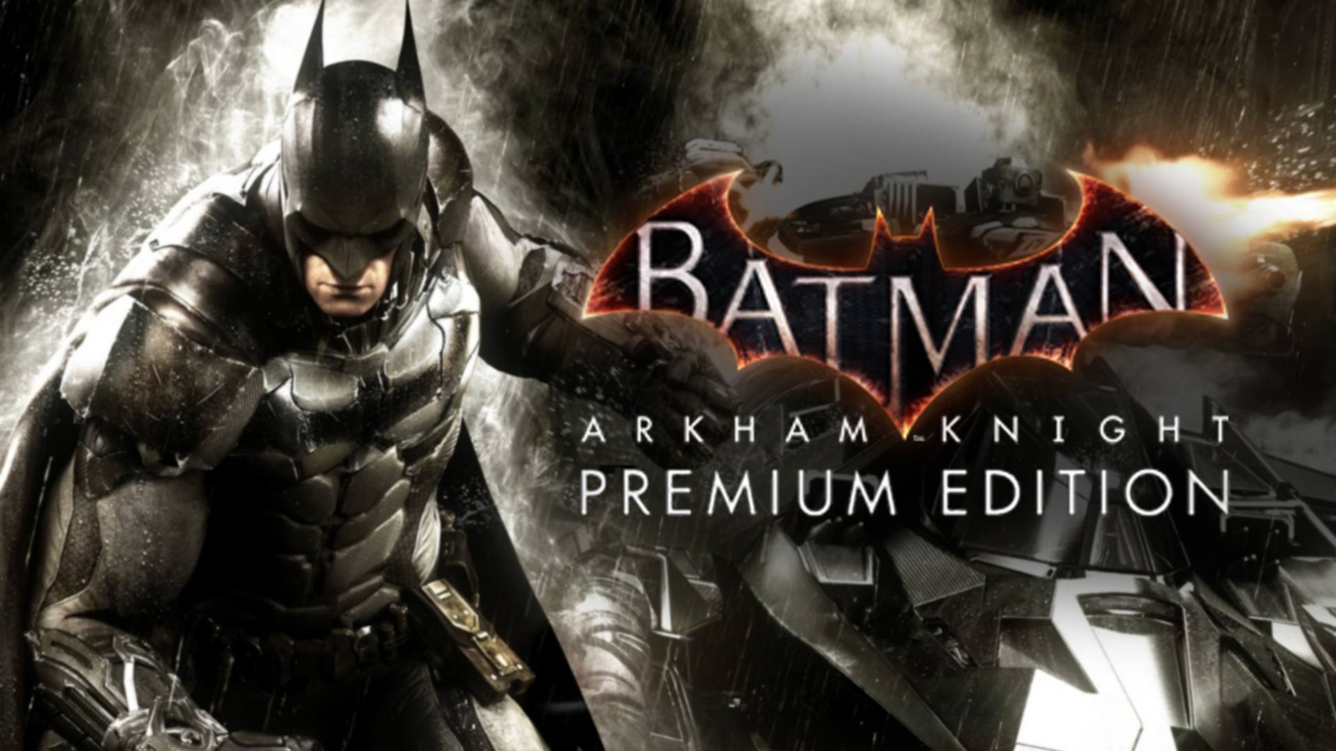 Batman: Arkham Knight Premium Edition Highly Compressed PC Game Download