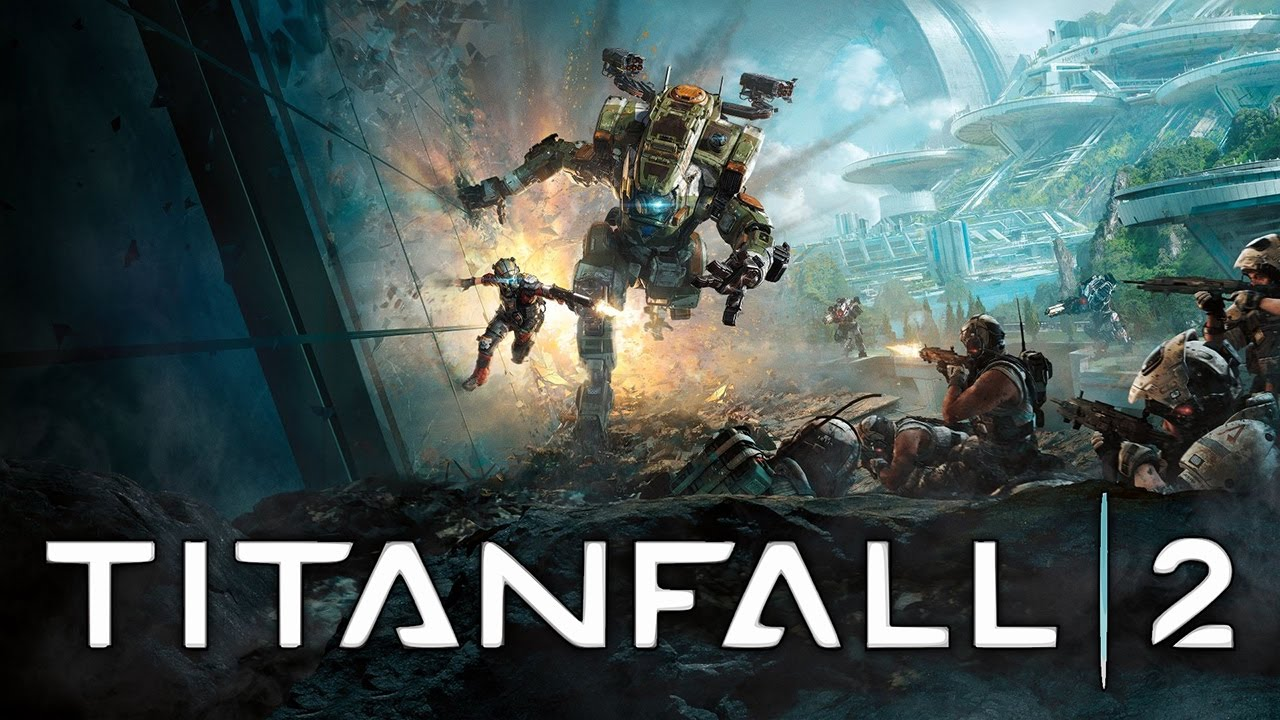 Titanfall 2 CD Key + Action PC Game For Free Download