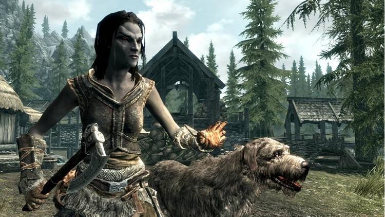 The Elder Scrolls V 5: Skyrim Legendary Edition Crack PC Game Download